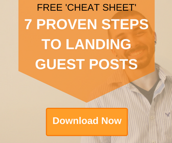 Learn how to guest post in 7 proven steps.