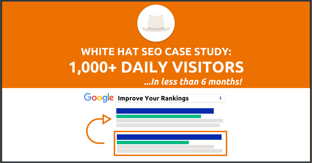 White hat seo case study FB