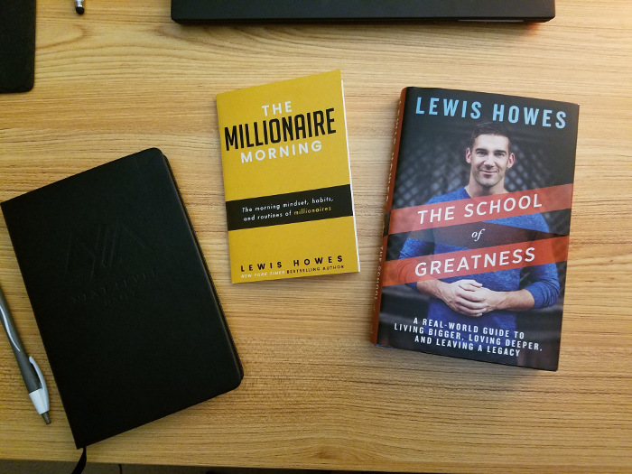 Lewis Howes Books