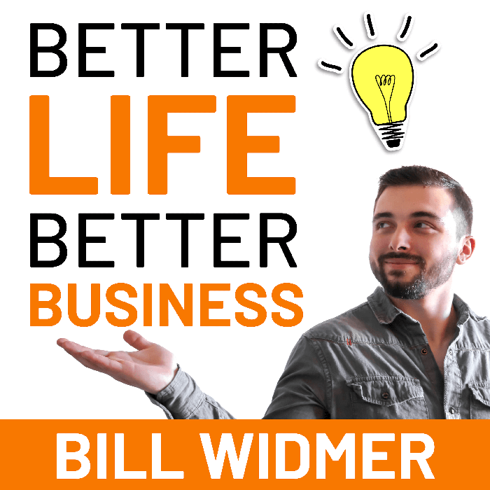 Better Life Better Business Podcast Art