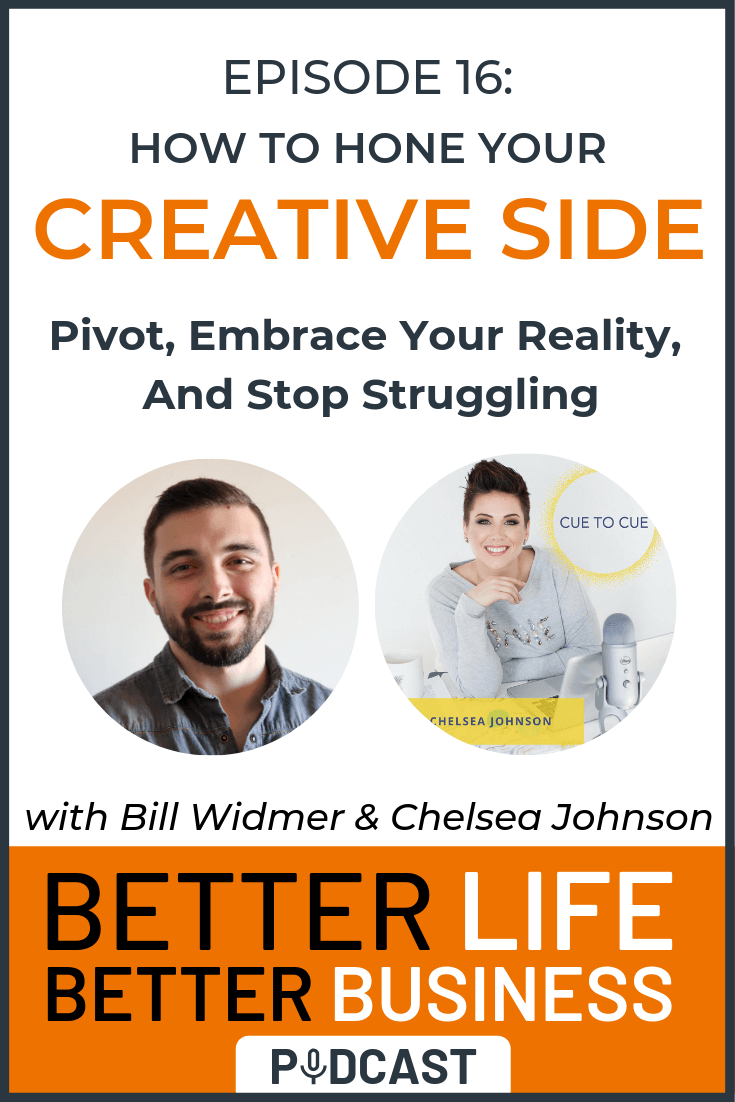 How to Hone Your Creativity Podcast