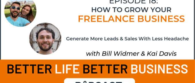 How to grow your freelance business FB