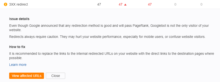 3XX Redirects How to Fix