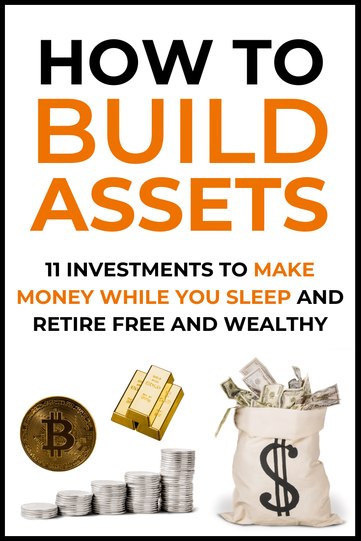 11 Investments to Make Money and Passive Income